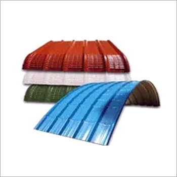 Curved Metal Roofing Sheet