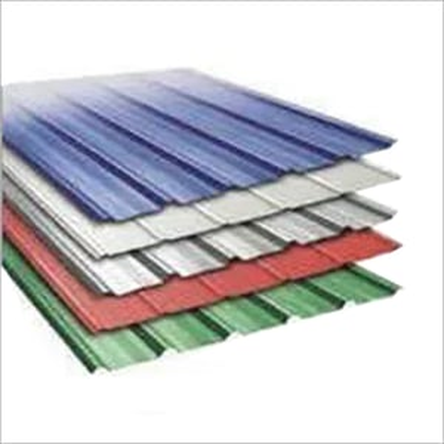 Metal Corrugated Roofing Sheet