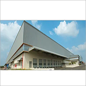 Industrial Roofing Building Fabrication Service