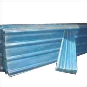 Color Coated Corrugated FRP Roofing Sheet