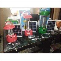 Solar Lantern 3 W/ 6 V