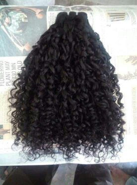 Virgin Deep Curly Hair