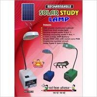 SOLAR DC Study Lamp