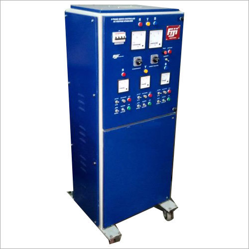 20 KVA Servo Controlled Voltage Stabilizer