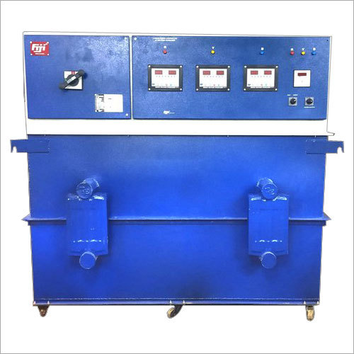 500 KVA 3 Phase Servo Controlled Voltage Stabilizer