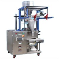 Automatic Semi Pneumatic Pouch Packing Machine