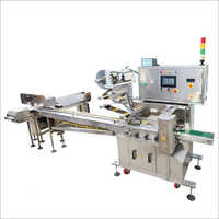 Flow Wrapping Machine Four Servo Model