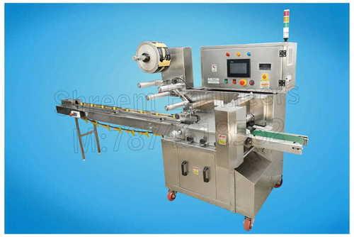 Flow Wrapping Machine Single Servo Model