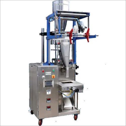 Automatic Single Pneumatic Pouch Packing Machine (PLC Model)