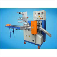 Horizntal Flow Wrapper Machine