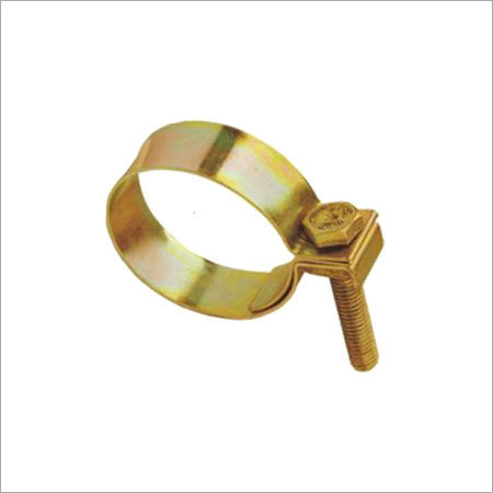 Iron Heavy Duty Hose Clip