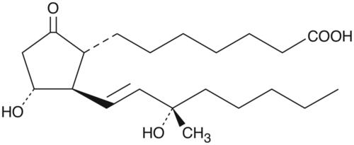 15(S)-15-methyl Prostaglandin E1