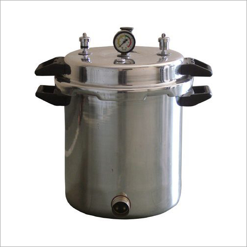 Dolphin Stainless Steel Portable Autoclave