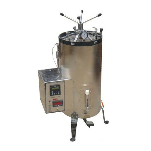 Fully Automatic Stainless Steel Autoclave