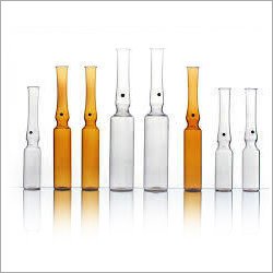 Ampoules Glass