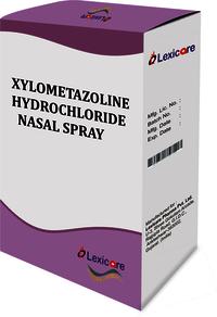 Xylometazoline Hcl Nasal Spray