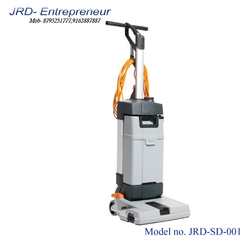 Nilfisk Scrubber Dryer