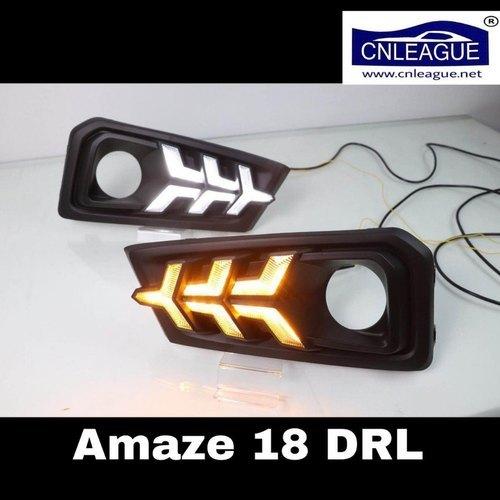 New Honda Amaze 2019 DRL