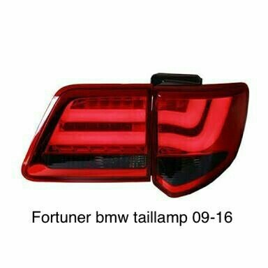 Fortuner Tail Light Type 2