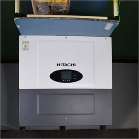 Hitachi Grid Tied String Inverters