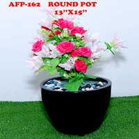 Round Pot 13x15 Inches
