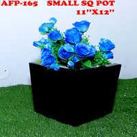Small Square Pot 11x12 Inches