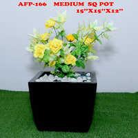Medium Square Pot 15x15x12 Inches