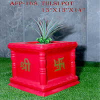Tulsi Pot 13x13x14 Inches