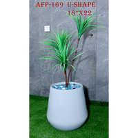 U-Shape Pot 18x22 Inches