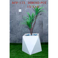 Dimond Pot 15x18 Inches