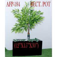 Rectangular Pot 12x15x30 Inches