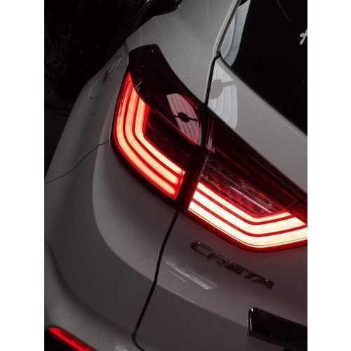 Red Car Wheeler Creta Tail Light