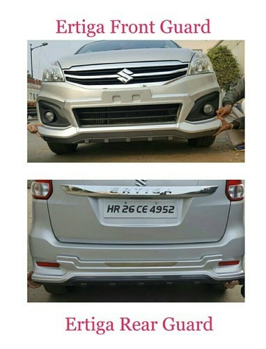 Ertiga Front or Rear Guard