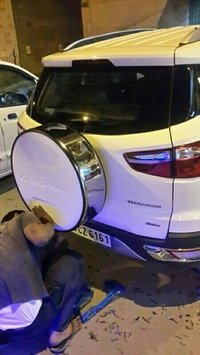 Ecosport Stepney Cover