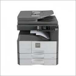 Sharp Digital Color Copier And Printer