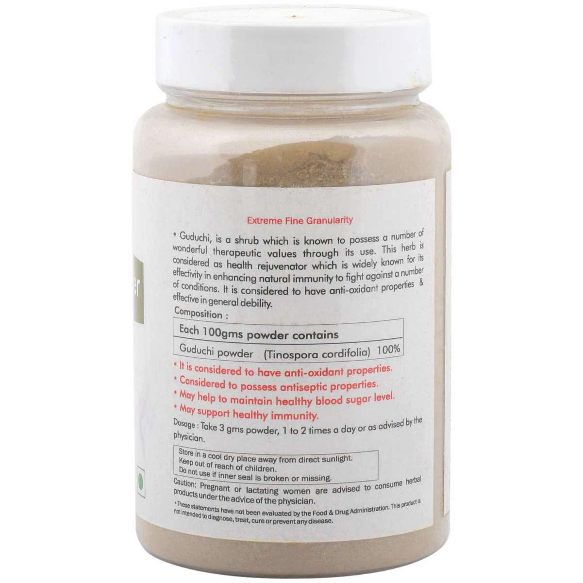 Ayurvedic Guduchi Powder for immunity Support