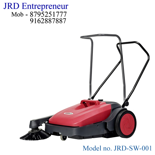 Nilfisk Manual Floor Sweeper