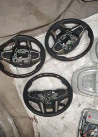 Innova Crysta Steering With Remote Button