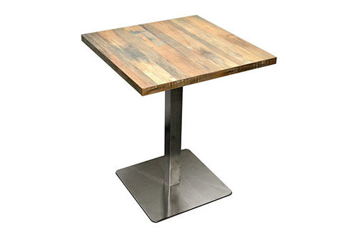 Traditional Reclaimed Wood Dining Table