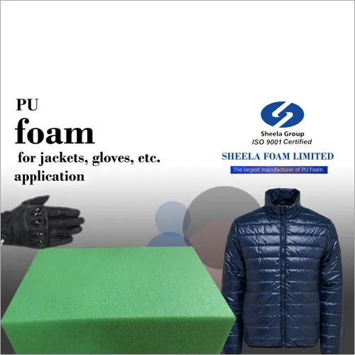 PU Foam for Jackets-Gloves