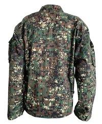 Philippines Army Marine Digital Camouflage Military Uniform