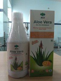 Aloe Vera Juice With Orange