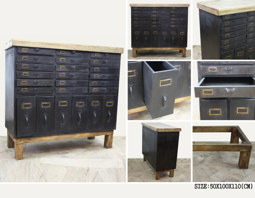24 DRAWER CHEST