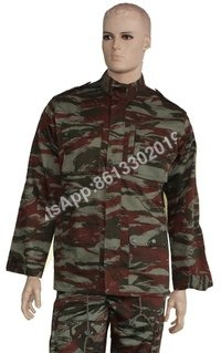 Benin Army Camouflage Military BDU Uniform