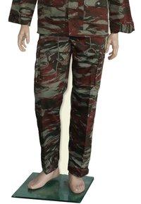 Benin Army Camouflage Military BDU Uniform