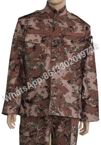 Jordan Army JAF Digital Camouflage BDU Uniform