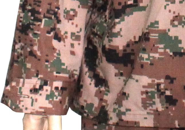 Jordan Army JAF Digital Camouflage BDU Uniform