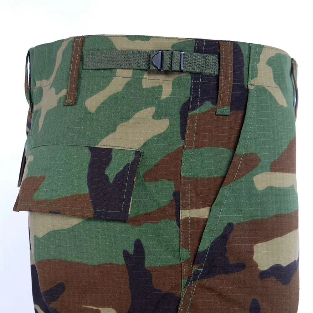 Army Woodland Camouflage Battle Dress Uniform