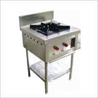 SS Single Burner Gas Range