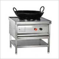 Commercial Single Burner Gas Range
